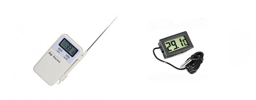 - Termometro