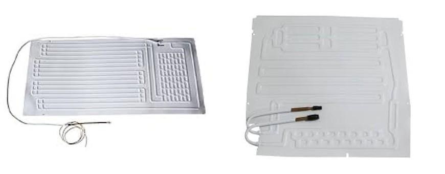 - Placa evaporadora frigorifico