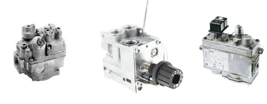 - Valvula gas freidora