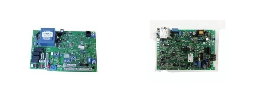- Modulo electronico/encendido caldera