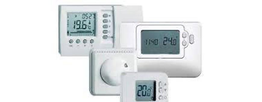 Termostato aire acondicionado