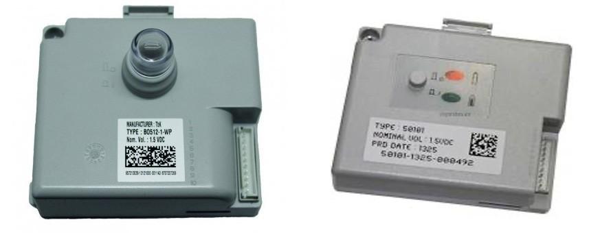 Modulo electronico calentador