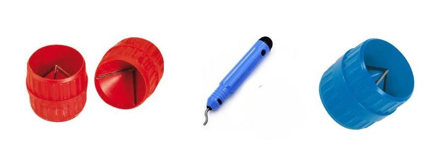 - Escariador tubo cobre