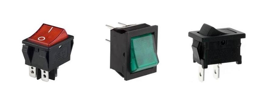 - Interruptor luz standard