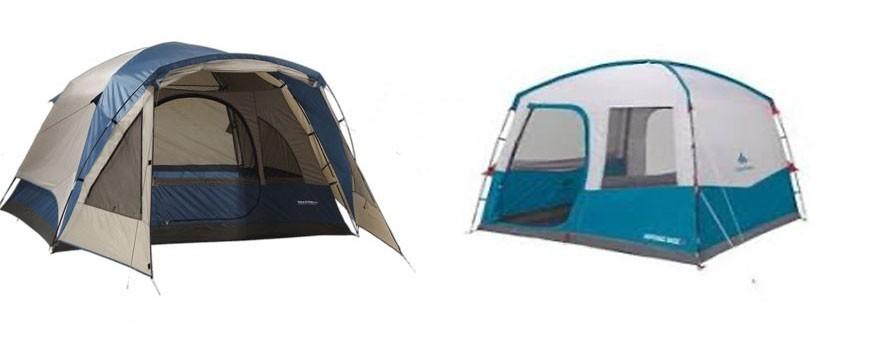 - Accesorios camping