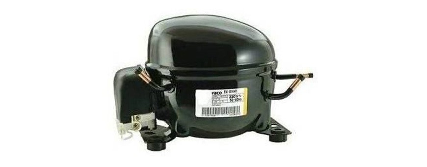 Compresor Alta temperatura