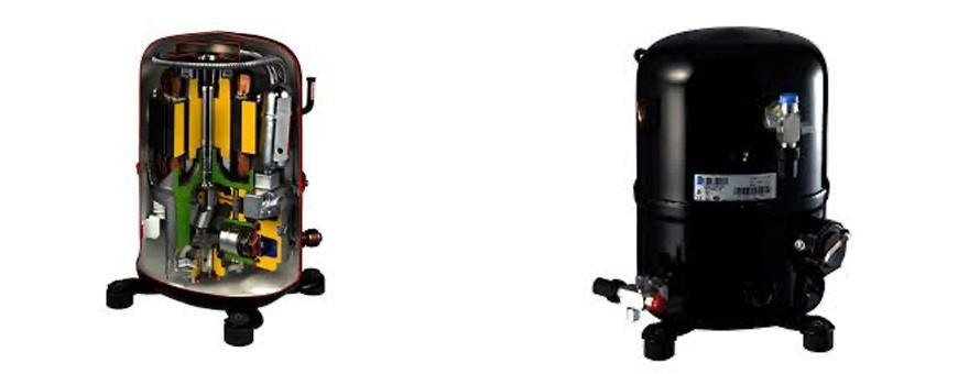 Compresor CO2 Transcrítico